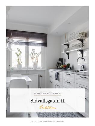 Digital broschyr Sidvallsgatan 11