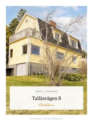 Digital broschyr Tallåsvägen 8