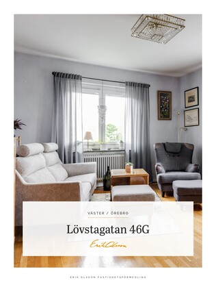 Digital broschyr Lövstagatan 46 G